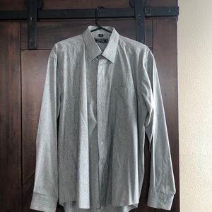 Versace Shirts - Versace Dress Shirt 17 1/2 neck